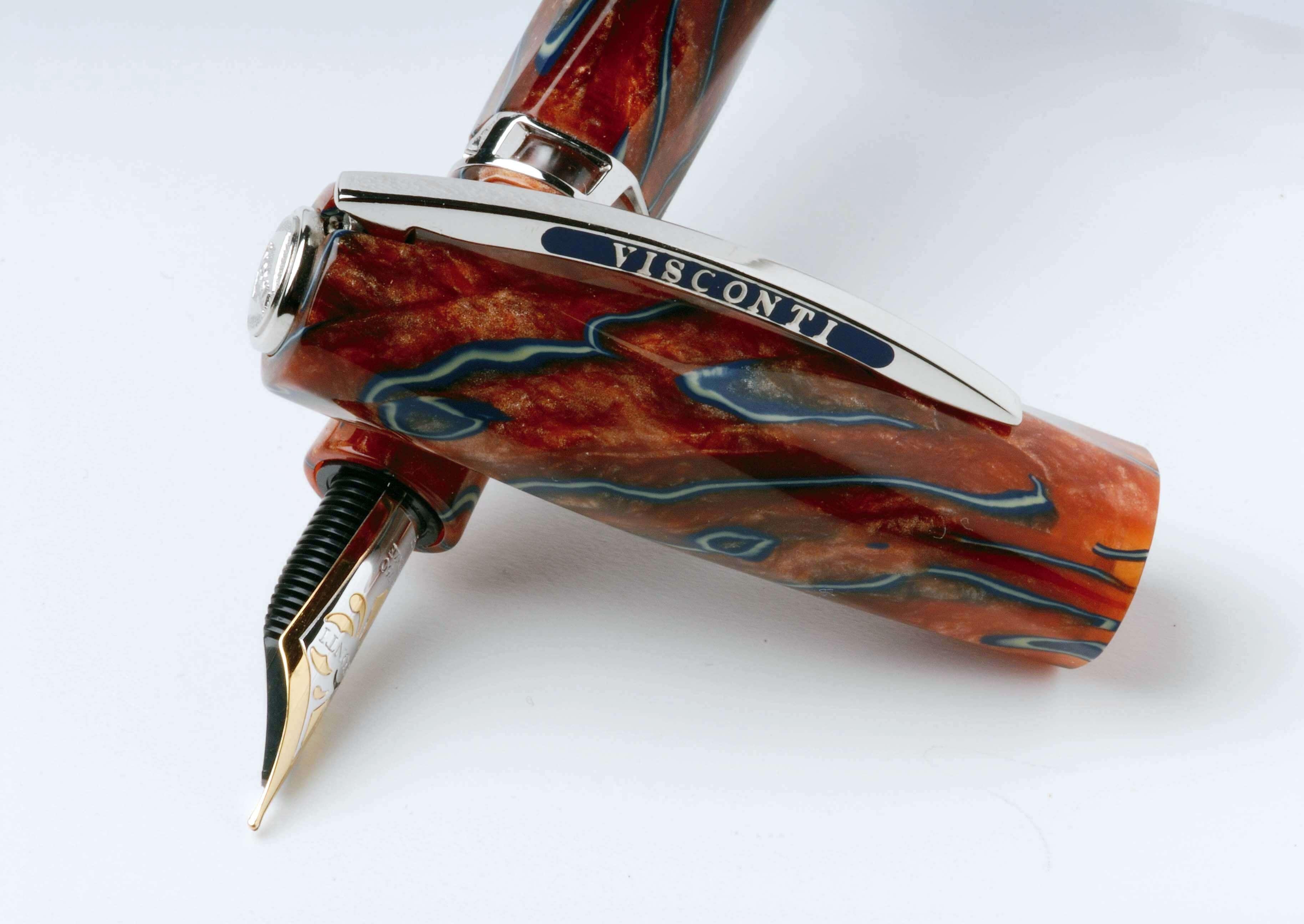 أقلام Visconti HRH Limited Edition Ripple