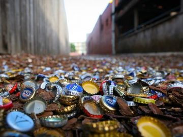 Bottle Cap Alley