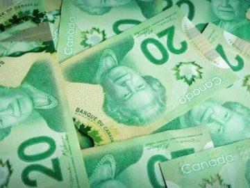 العملة الكندية