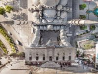 Drone photographers create 'Inception'-inspired landscapes