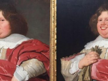 لوحات المتاحف