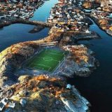 Stadium in Henningsvær