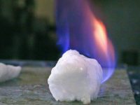flammable ice