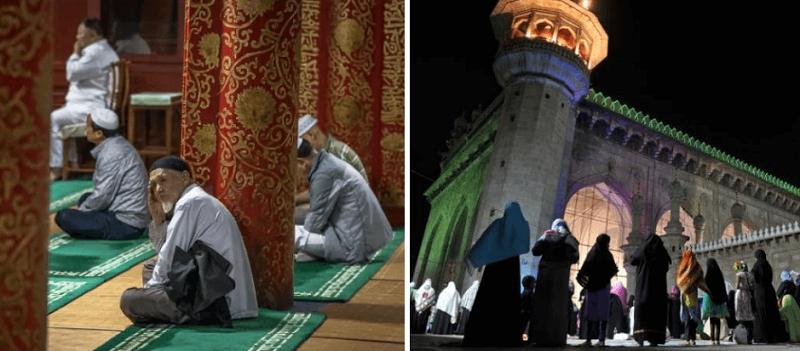 منوعات: الأجواء الإيمانية في أول أيام شهر رمضان المبارك والمزيد..