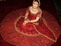 فساتين الزفاف الهندية