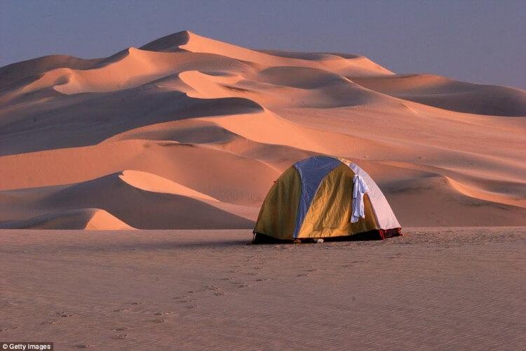 الصحراء الأفريقية