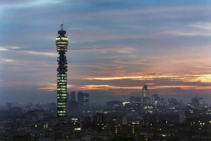 برج الاتصالات