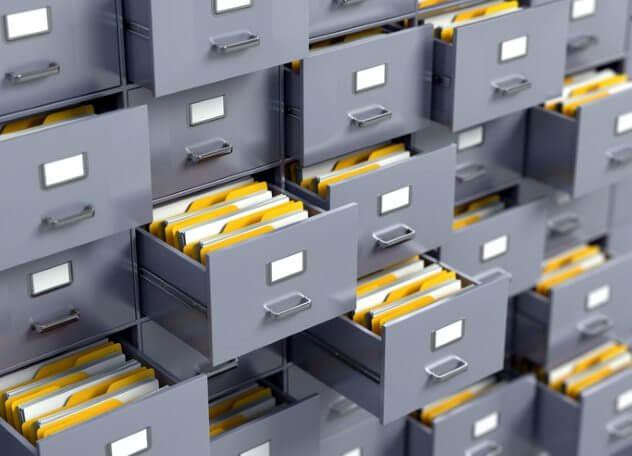 تخزين المعلومات