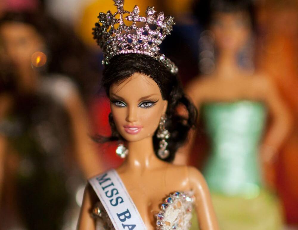 ملكة جمال الدُمى