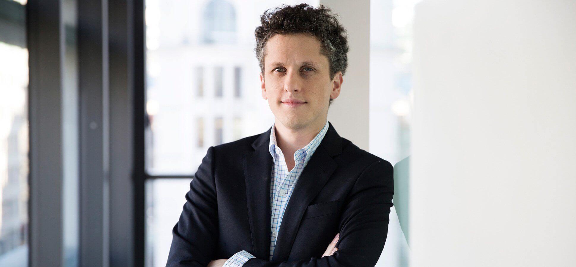 آرون ليفي: المؤسس المشارك لشركة بوكس