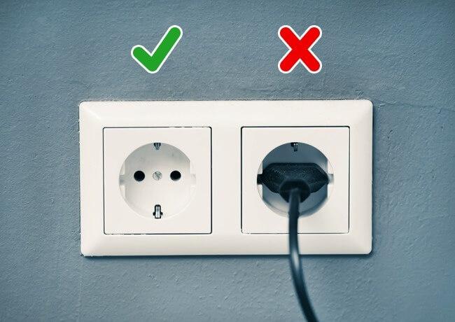 أجهزة منزلية تستهلك الطاقة رغم إطفائها!