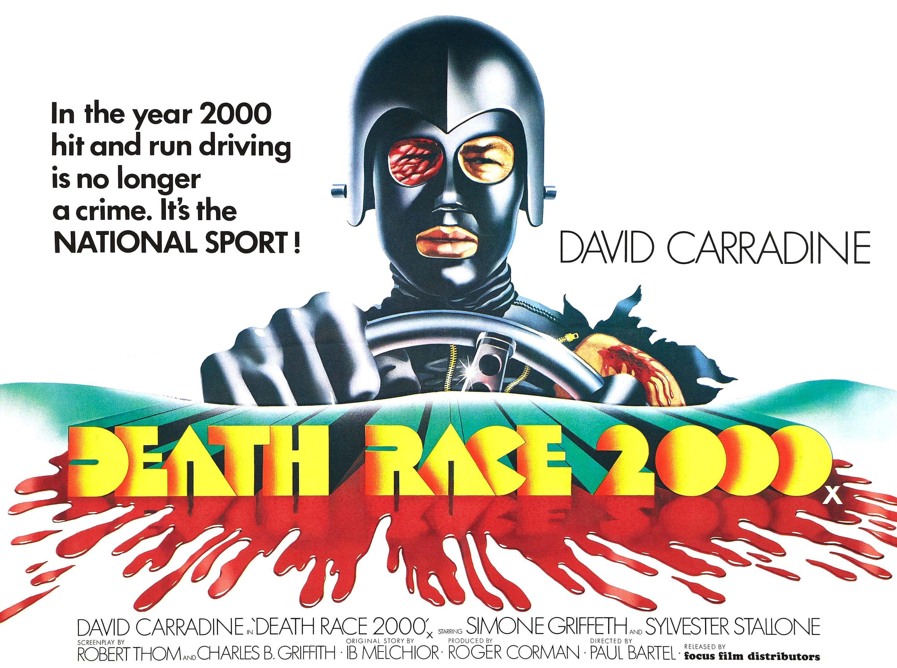 سباق الموت 2000 (Deathrace 2000)