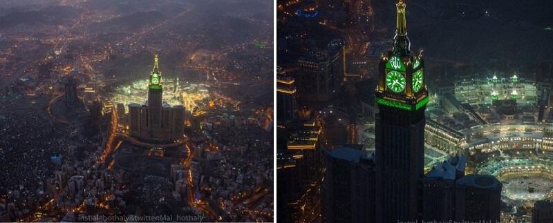 منوعات: مكة المكرمة في ليلة السابع والعشرين من رمضان، والمزيد..
