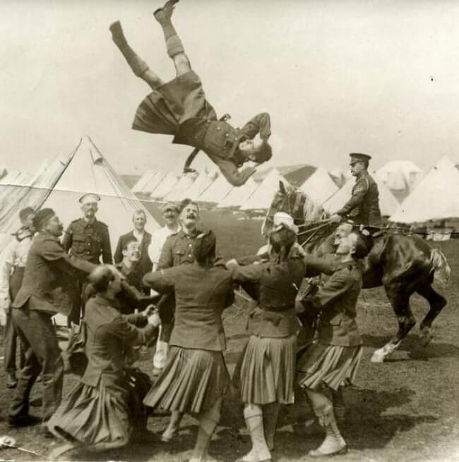 جيش إسكتلندي