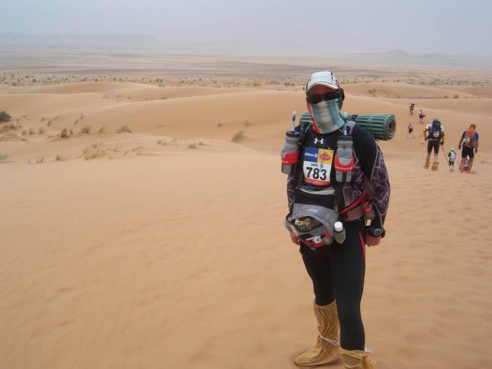سباق Marathon des Sables