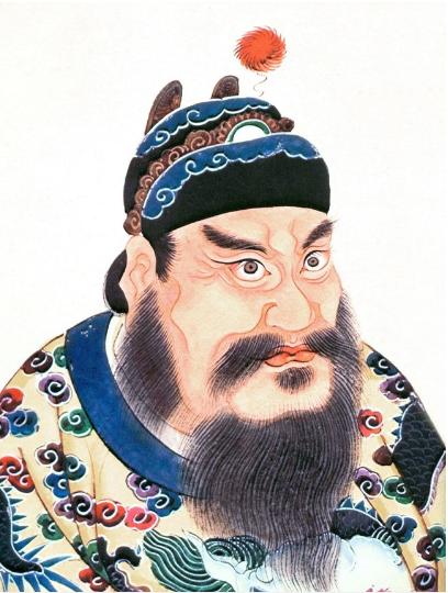 تشين شي هوانج امبراطور الصين