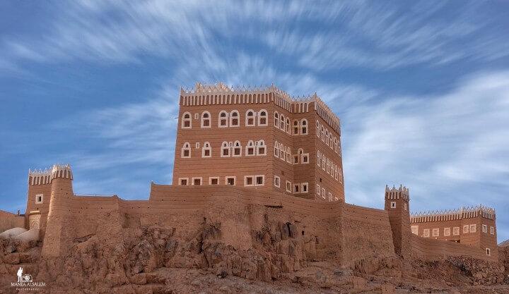 قصر العان