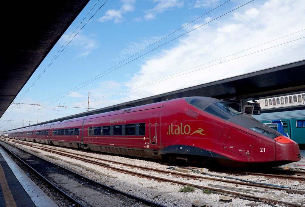 قطار AGV Italo