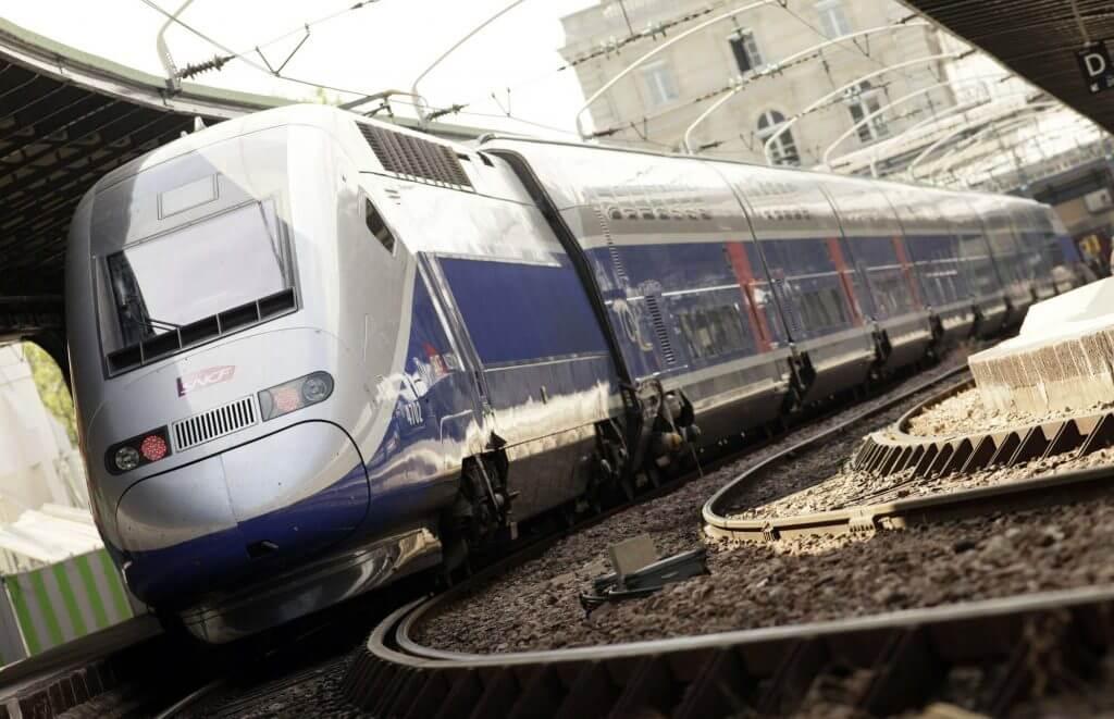 قطار Alstom Euroduplex