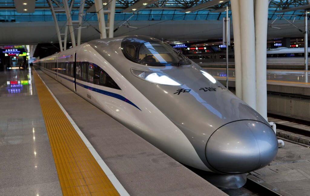 قطار Harmony CRH 380A