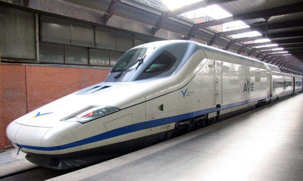 قطار Talgo 350