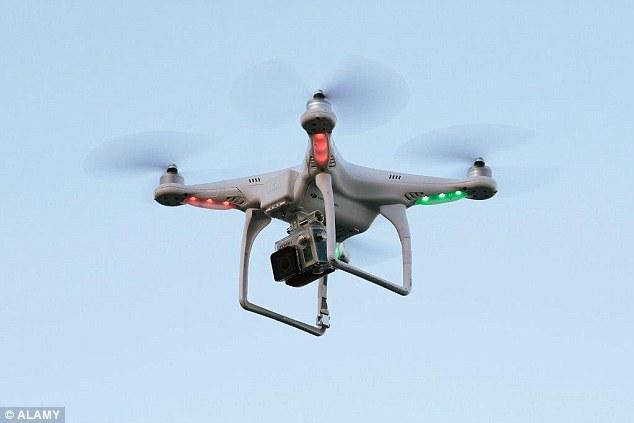 طائرات الدرون Drone
