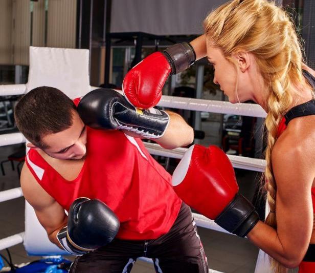 الرجال والنساء لا يُمارسوا نفس التمارين الرياضية