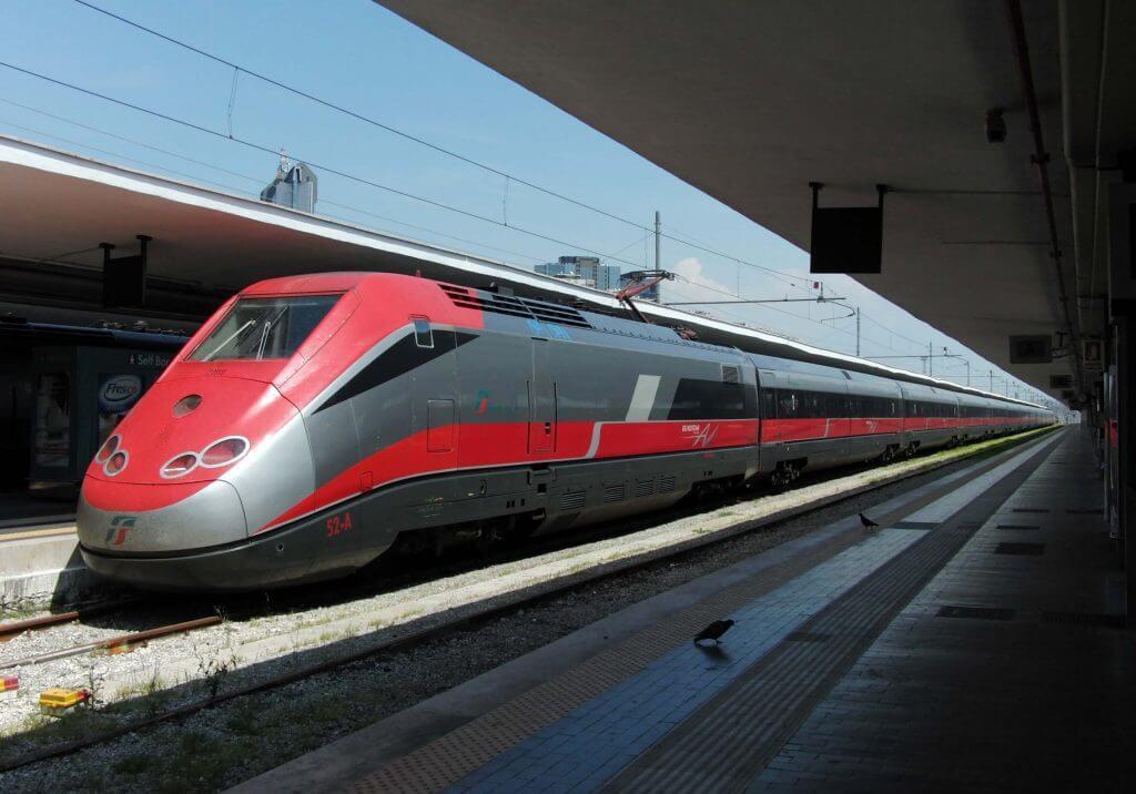 قطار ETR 500 Frecciarossa