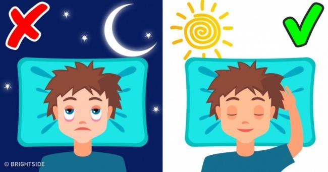تقنيات سرية للحصول على قسط كاف من النوم بأقل ساعات!
