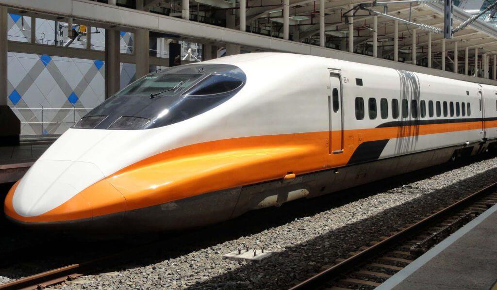 قطار THSR 700T