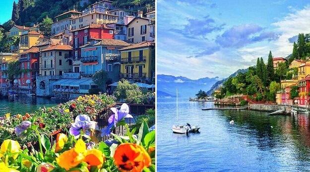 منوعات: من بحيرة كومو السياحية في إيطاليا، والمزيد..
