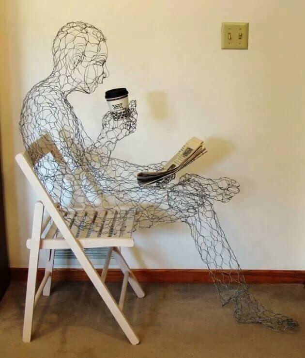 فن بالسلك