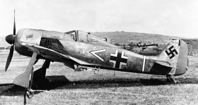 طائرة ألمانية
