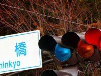 إشارات المرور في اليابان