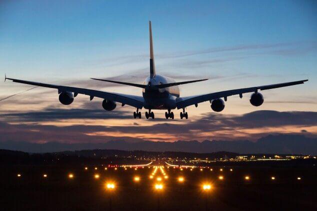 تحليق الطائرات