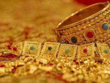 مخزون الذهب في الهند
