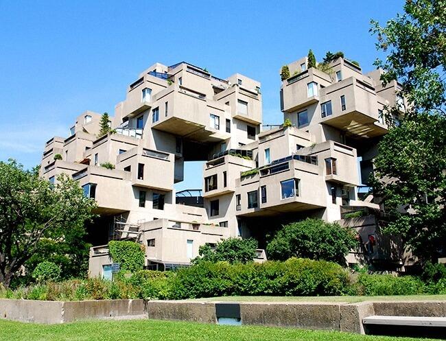 بالصور : اغرب تصاميم منازل في العالم