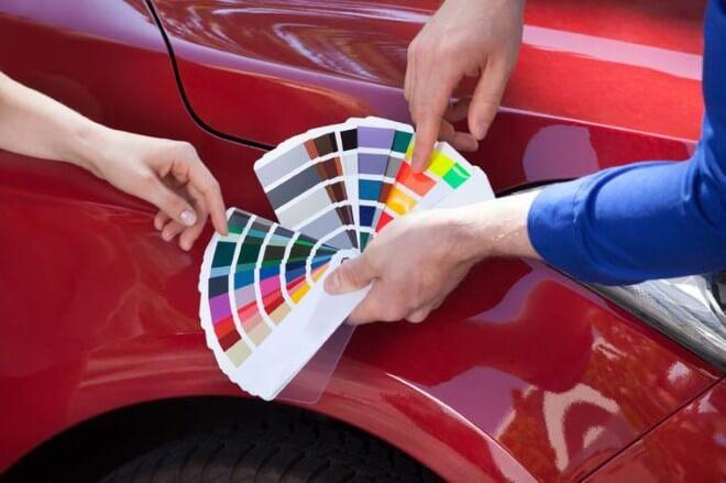 هل من علاقة بين لون السيارة والحوادث؟