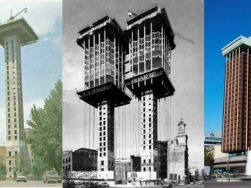 مباني غير تقليدية