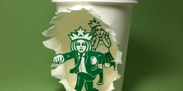 Starbucks' Mermaid
