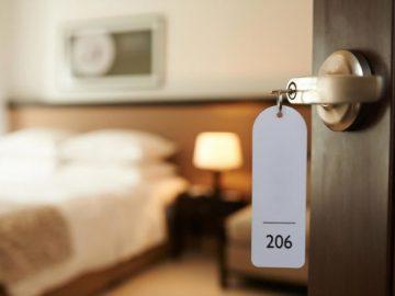 العطر في الفنادق