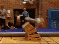 gymnastics fail