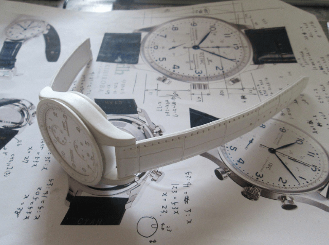 93152eeb4 فنان ياباني يصنع ساعات يد ورقية طبق الأصل عن الحقيقية! - شبكة ابو نواف