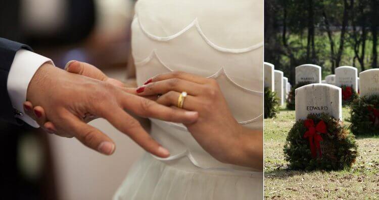 الزواج من ميت