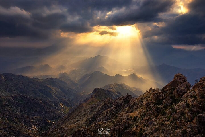 جبال تهامة