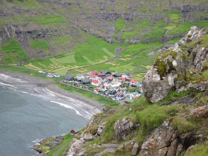 قرية تورنوفيك