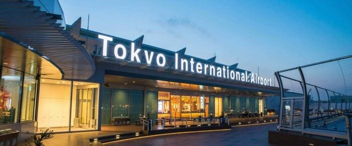 مطار طوكيو هانيدا