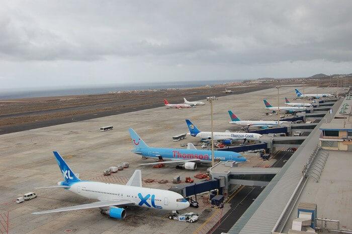 مطار نورث تينيريفي