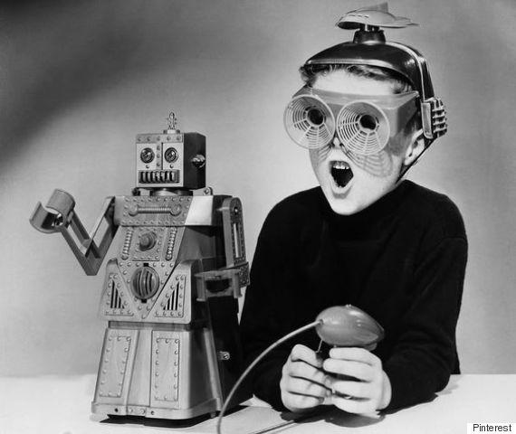 التقنيات الحديثة قبل 100 عام