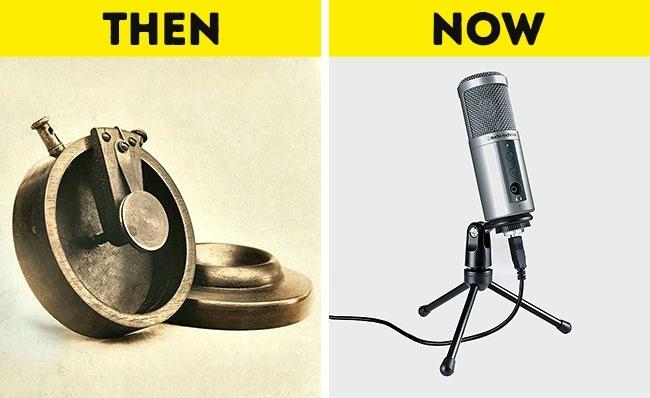 التكنولوجيا قديمًا